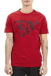 Puma Scuderia Ferrari Big Shield Tee+ 596153