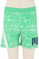 Puma Boys No.1 Logo Beach Shorts 509704