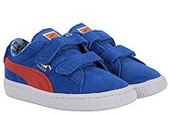 Puma Suede Superman V Kids (No 22-27) 357654