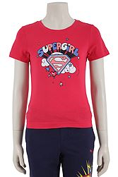 Puma Fun Supergirl Tee 832364