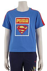 Puma Fun Superman Tee 832373