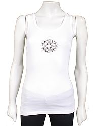 Fashion Targets  570-11-WHITE