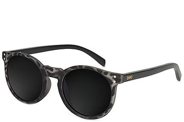 Breo Elmhurst Sunglasses Grey T.Shell Black Wood B-AP-ELMT9
