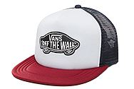 Vans Classic Patch Trucker VN000H2VTD31