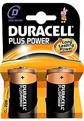 Duracell Plus Power 5000394019171