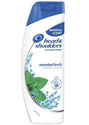 Head & Shoulders Cool Menthol 400ml 4015600745936