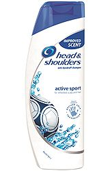 Head & Shoulders Active Sport 400ml 5410076902842