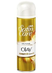Gillette Venus Satin Touch Of Olay 200ml 7702018264025