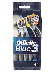 Gillette Blue 3   4τεμ. 7702018945658