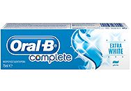 Oral B Complete Extra White 75ml 5410076960552
