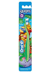 Oral B Stages No2 kids 2-4years 50925384