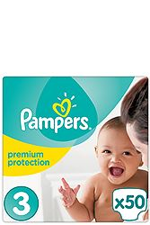 Pampers Midi 50τεμ No3 (5-9kg) 4015400599456
