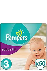 Pampers Midi 50τεμ No 3 (5-9 kg) 4015400619543