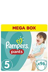 Pampers 96 τεμ Νο 5 (12-18kg) 4015400697541