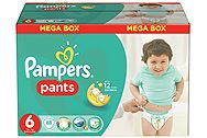 Pampers 88 τεμ No 6 (16+ kg) 4015400697558