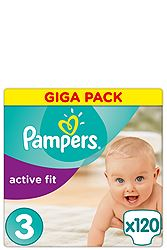 Pampers Midi 120τεμ Νο 3 (5-9kg) 4015400764298