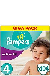 Pampers Maxi 104τεμ Νο 4 (8-16kg) 4015400764311