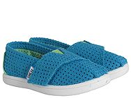 Toms Blue Two Tone Freetown 10001212