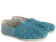 Toms Baltic Dip Dyed Crochet 10001334