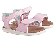 Toms Pink Canvas Strappy 10004746