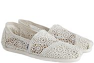 Toms Natural Moroccan Crochet 10007858