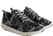 Toms Del Rey Grey Tribal Wool 10008893