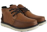 Toms Chukka Waterproof Brown Leather 10009188