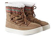 Toms Alpine Toffee Waterproof Suede Tribal 10010904