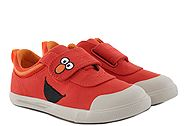 Toms Doheny Red Elmo Face Canvas 10013634