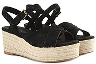 Toms Suede Wilow Wedge 10016362