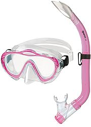 Mares Sharky Junior Set Pink 411729