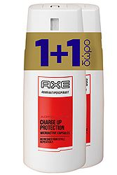 Axe Dry Adrenaline 150ml 1+1 Δώρο 8710908612916