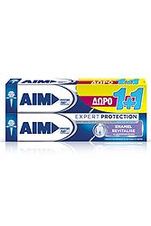 Aim Expert Protection Enamel 75ml 1+1 Δώρο 8712561277082