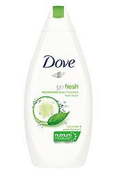 Dove Fresh Touch 500ml 8711600586536