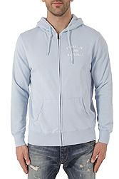 Franklin Marshall Fleece Zip Hooded FLMF270ANS18