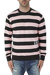 Franklin Marshall Stripes Round Neck Line FLMF283ANS18