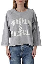 Franklin Marshall Cropped Fleece Vintage FLWF504AMS18