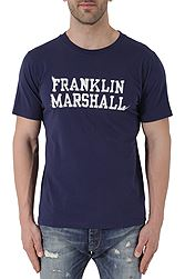 Franklin Marshall Jersey Round Neck Classic Fit Βαμβακερό TSMF364ANS18