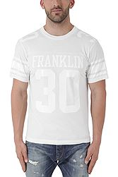 Franklin Marshall Jersey Round Neck TSMF412ANS18