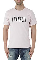 Franklin Marshall Jersey Round Neck Classic Fit Βαμβακερό TSMF416ANS18