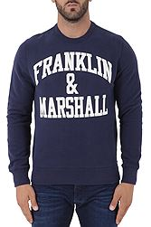 Franklin Marshall Round Neck Long FLMF061ANW18