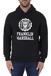 Franklin Marshall Fleece Hooded FLMF065ANW18