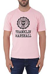 Franklin Marshall Round Neck Short TSMF247ANW18