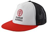 Franklin Marshall Trucker With Visor CPUA944ANS19