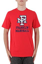 Franklin Marshall Mε Τύπωμα TSMF345ANS19