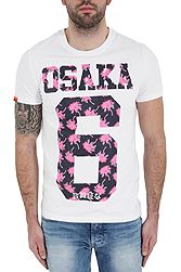 Superdry Osaka Palm Tree M10MA007