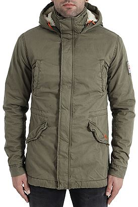 Superdry Rookie Military Parka M50007TNF1