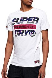 Superdry Trophy Camo Tee M10105ST
