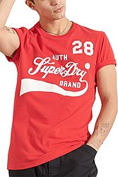 Superdry Collegiate Graphic Tee M1010881A