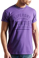 Superdry Heritage Mountain Relax Tee M1010887A